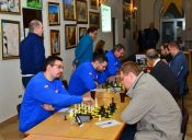 Podsumowanie roku wwykonaniu szachistów SST Lubcza